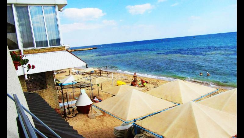 Крым Гостиница на пляже это Эллинги Феодосии 7(978)-853-67-66