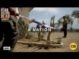 «Бойтесь ходячих мертвецов»: трейлер к 3 сезону