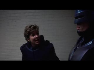 Робокоп / Робот-полицейский / RoboCop. 1987. 1080p Перевод Вартан Дохалов. VHS