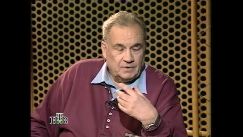 Staroetv.su / Герой дня (НТВ, 03.01.1996) Эльдар Рязанов