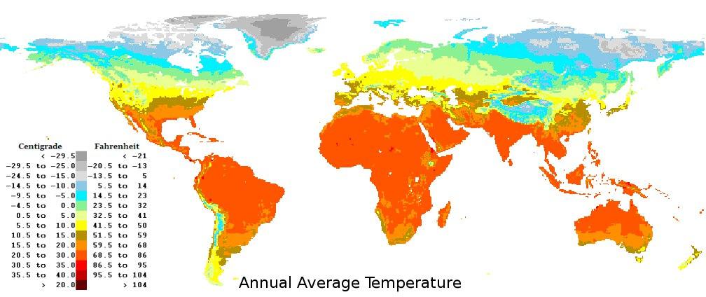 Как узнать о климате и погоде