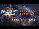 Wrestlemania 33 Official Full Match Card