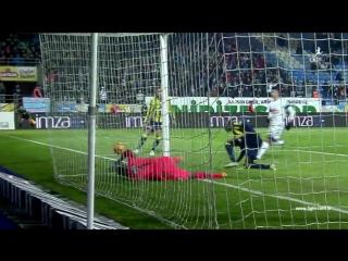 Çaykur Rizespor - Fenerbahçe 27 Kasım 2016 19:00 1-5 Geniş Maç Özeti