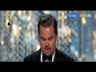 Ди_Каприо_получил_долгожданый__Оскар_Video_Vine184