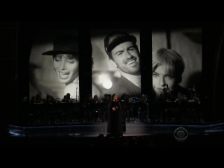 Adele - FastLove (Tribute to GEORGE MICHAEL) [arranged by Hanz Zimmer] Live At Grammy 12.02.2017