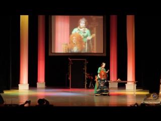 M.O.Con 22.10.2016 - Monstro - Принцесса Мерида, Королева Элинор (Храбрая сердцем)
