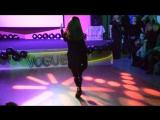 Xenia Laufer  Vogue Ball TOTAL BLACK