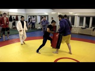 Когда прогулял тренировку Боевое самбо Челябинск Истис Юургу Combat Sambo Training