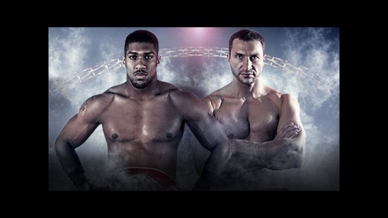 Klitschko vs Joshua - The Old Lion vs The Young Lion l April 29th l Promo