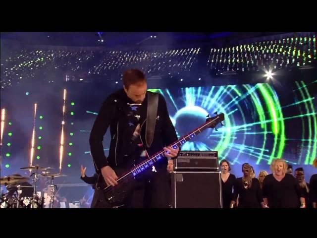Muse - Survival (Ceremonia de Clausura JJOO Londres 2012).mp4