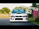 Nico's GC8 Subaru Impreza STi