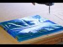 Работа с эпоксидной смолой часть 2 фрезеровка и шлифовка epoxy resin milling and grinding