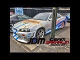 JDM Team 65 - Японские будни ч.-1 (Кладбище JDM в ЯпонииCemetery JDM Car Japan)