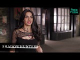 Shadowhunters | Behind the Scenes: The Cast | Freeform