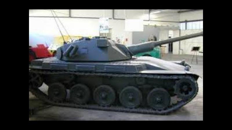 (18 МАТЫ!) (World of Tanks) AMX ELC bis. МАСТЕР от КАТАТАНКИ.