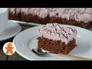 Вишнево Зефирный Пирог ✧ Marshmallow Cherry Cake English Subtitles