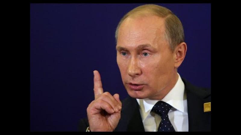 Путин-мужик США в шоке от столь наглой антиамериканской речи Пиндосы совсем краёв не видят!