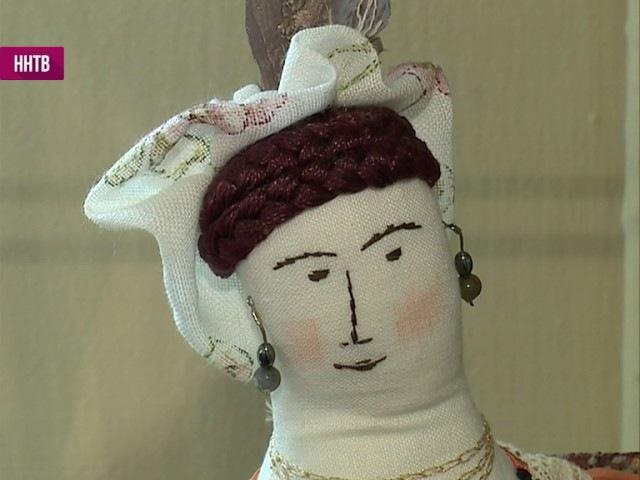 В музее Н. А. Добролюбова открылась выставка прикладного искусства «Нижний Новгород - карман России»