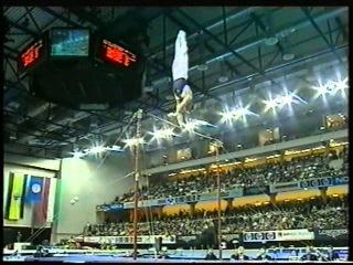 Ivan IVANKOV (BLR) HB - 2002 Debrecen worlds EF