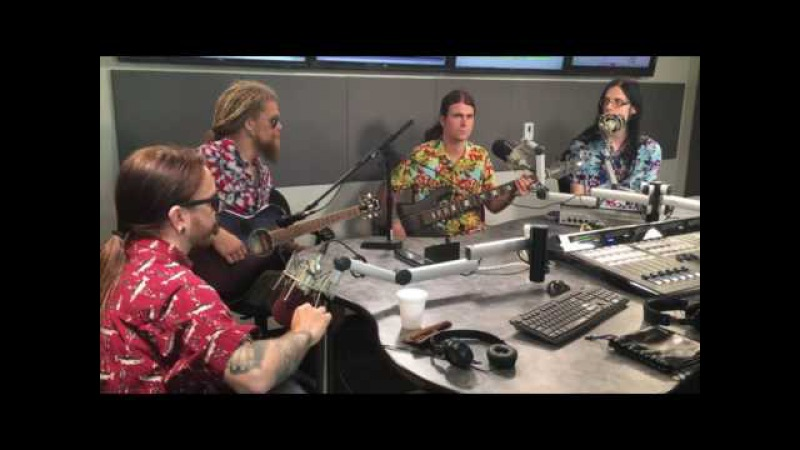 WGRD Interview and Acoustic Performance with Avatar in Grand Rapids, MI