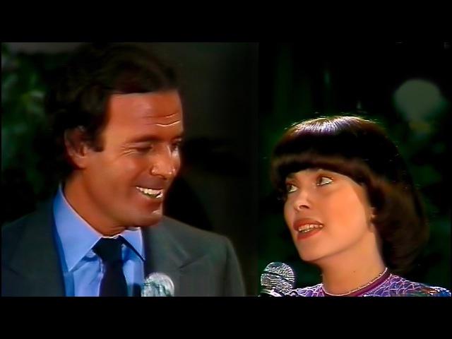 Julio Iglesias Mireille Mathieu - La vie en rose / La Mer