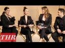 Hailee Steinfeld Lily Collins Play Fishing for Answers Humility, Gratitude, Spontaneity THR