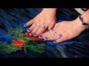 Видео-курс Елены Смирновой - валяние летнего платья Русалка. Анонс 4