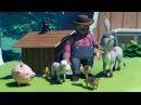 Домашние животные для детей - Как говорят животные - На ферме
