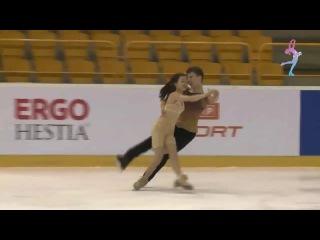 Елизавета Худайбердиева - Никита Назаров, ПТ, Mentor Cup 2017