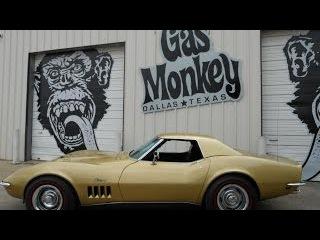 Тюнинг ретро авто в США/GAS MONKEY/Быстрые и громкие/