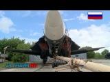 Russian Su-47 Golden Eagle - Experimental Supersonic Jet Fighter