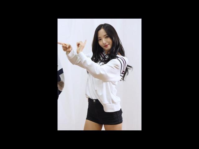[4K] 170426 딩동라이브 우주소녀 보나 직캠 - 너에게 닿기를 WJSN Bona fancam by Spinel