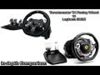 Thrustmaster TX Racing Wheel vs Logitech G920 - In-depth Comparison