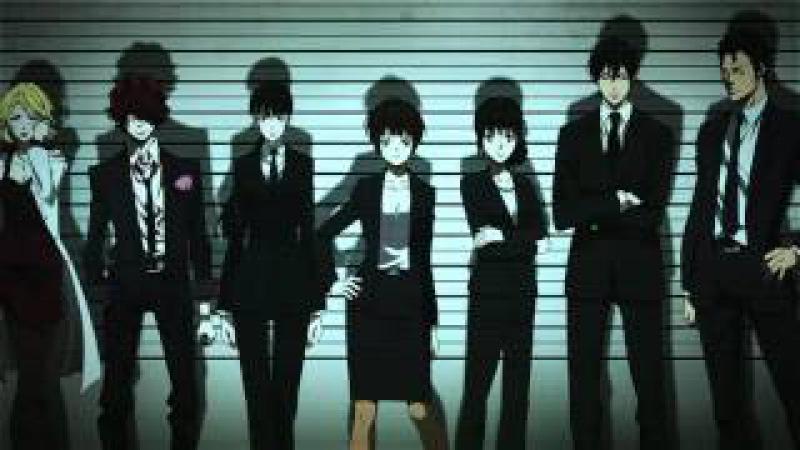 Gekijouban Psycho-Pass / Психопаспорт фильм (озвучка Zendos и Eladiel)