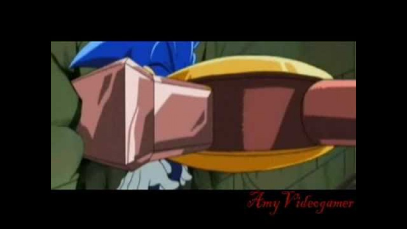 I`m Losing you Amy (SonicAmy)