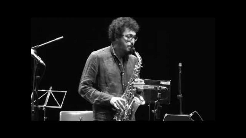 Shaw nuff Luigi Grasso Joan Chamorro trio Festival de jazz de Sant Andreu
