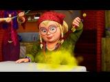 Сабрина маленькая ведьма Обновленное чувство магии - мультфильм для девочек