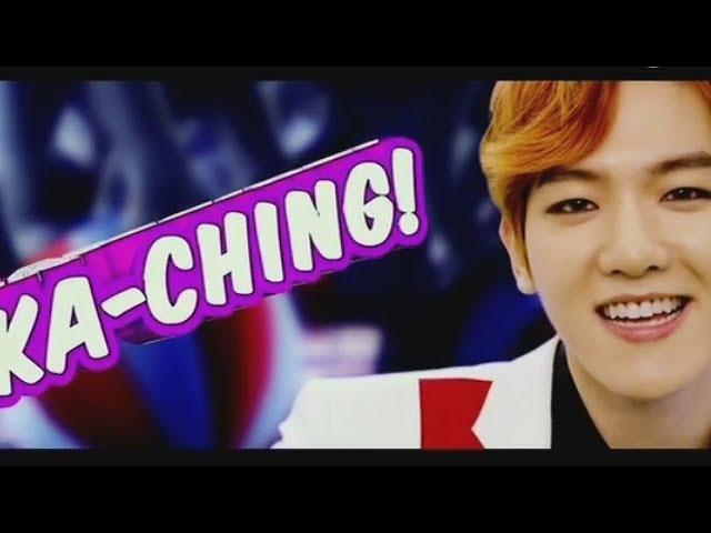[EXO-CBX]첸백시 Ka-CHING MV(Full Ver)