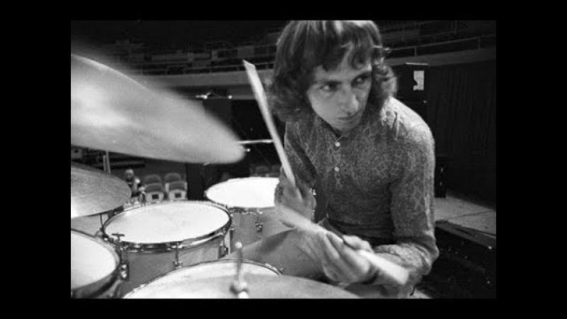 Mitch Mitchell Drum Solo with Jimi Hendrix