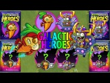 Plants vs. Zombies Heroes - New Packs for New Galactic Heroes