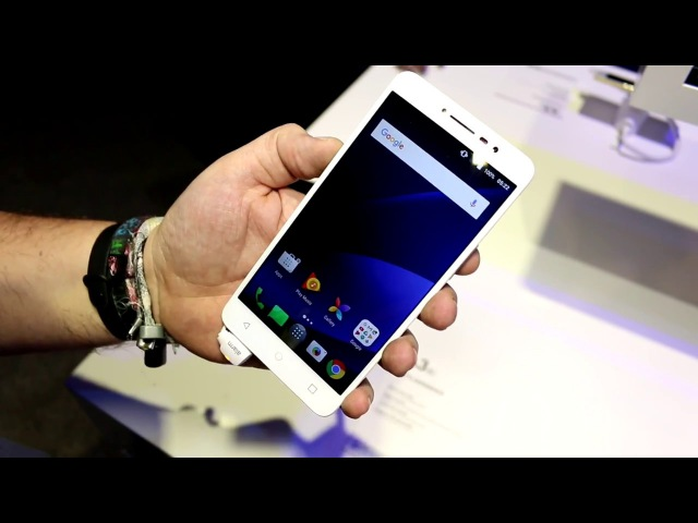 Alcatel A3 XL 6-Zoll Phablet im Hands-on