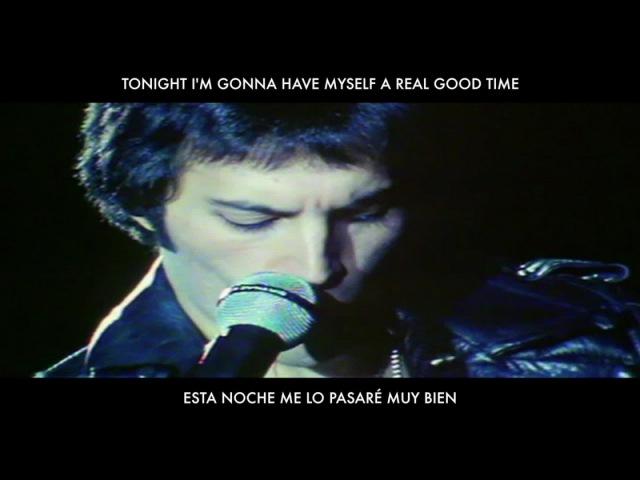 Queen - Dont Stop Me Now (Lyrics In Spanish English Letras en Inglés y en Español)