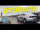 ETS Nissan GT-R 2700whp Dyno Video!