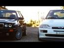 Lancia Delta Integrale vs Ford Escort vs Toyota Celica - Драйверские опыты Давида Чирони