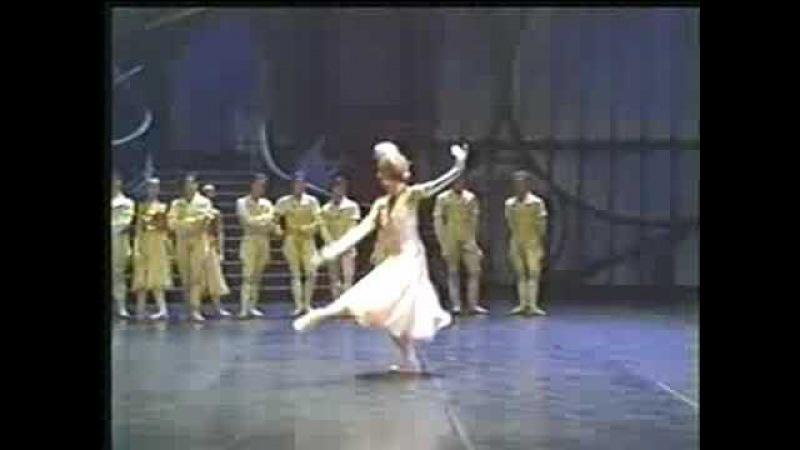 Sylvie Guillem in Rudolph Nureyev's Cinderella
