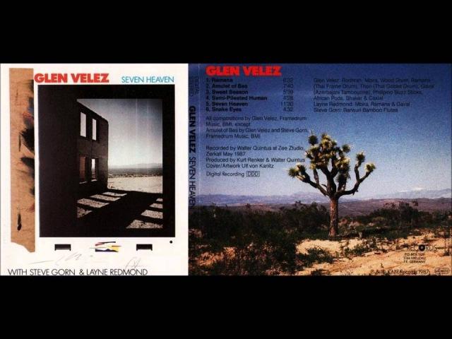 Glen Velez - Seven Heaven (full album)