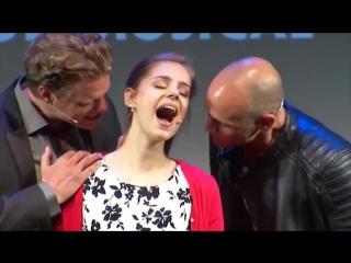 Diana Schnierer & Drew Sarich & Mark Seibert - Totale Finsternis (Castpräsentation von