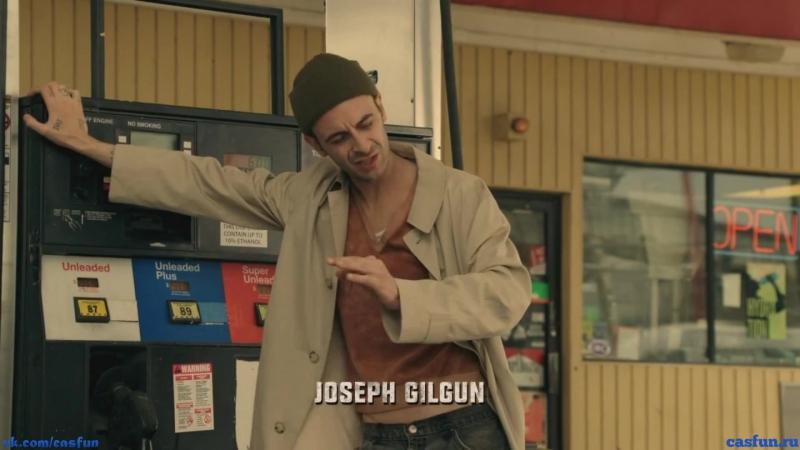 Джозеф Гилган Joseph Gilgun разумно поясняет сериал Проповедник