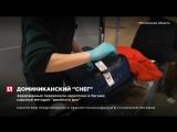В аэропорту Домодедово на таможне задержали двух пассажиров с кокаином