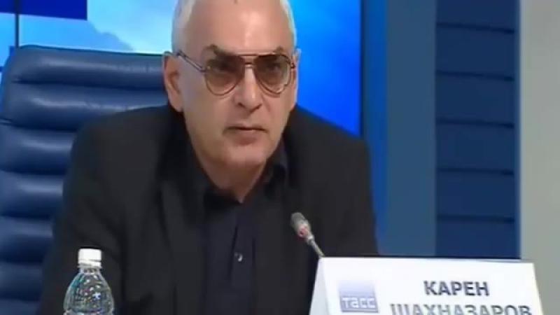 Шахназаров Российский режиссер Карен Шахназаров ответил 5 колонне Кому на Руси жить